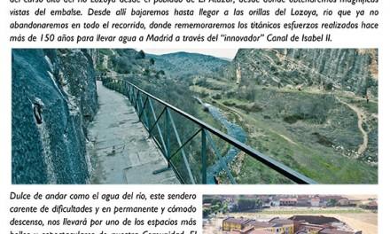 Senderismo – Curso Alto del Río Lozoya – APLAZADO PARA ABRIL