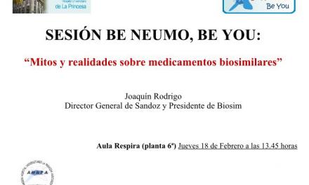 """SESIÓN """"BE NEUMO, BE YOU"""" – 18 Febrero"""