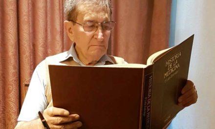Prof.Dr.D. José Soria Ruiz,  compañero fundador, ha fallecido a los 86 años de edad