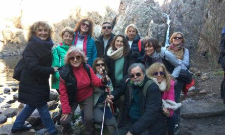 Crónica senderista enero 2018 – Paseo a orillas del río Guadalix hasta las cascadas del hervidero
