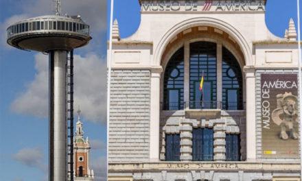 Anda Madrid – 25 Abril 2018 – Faro de Moncloa y Museo de América