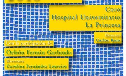 Concierto Coro del Hospital Universitario de la Princesa – 22 de Junio