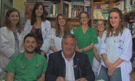Felicitación navideña S. de Neumología. HU La Princesa