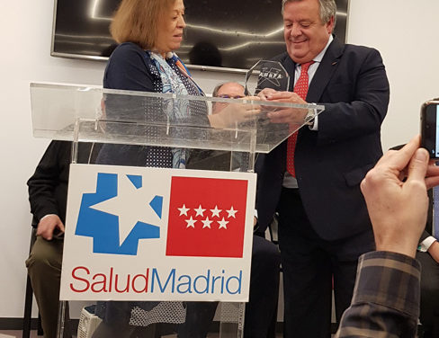 Julio Ancochea, socio de honor de nuestra asociación