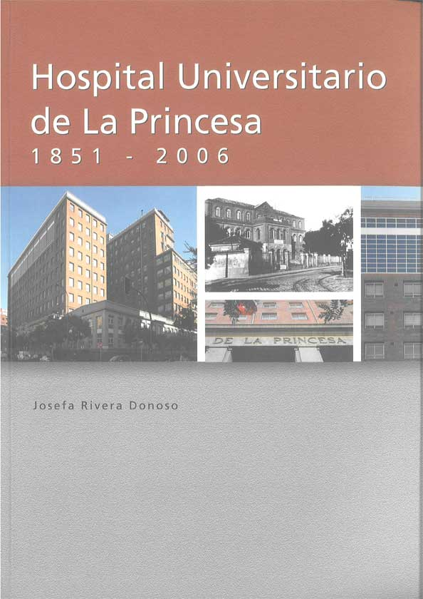 thumbnail of LIBRO-Hospital-Universitario-de-La-Princesa-1851-2006