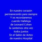 A los trabajadores de nuestro Hospital de La Princesa