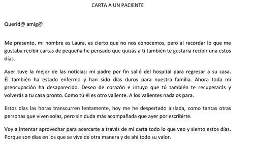 Buena noticia,  Dr. Eduardo García Camba supera COVID-19